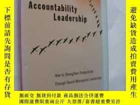 二手書博民逛書店Accountability罕見Leadership:how t