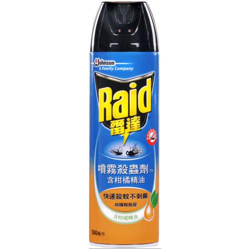 雷達噴霧殺蟲劑-植物清香500ml【愛買】
