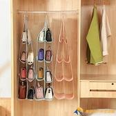 包包收納掛袋墻懸掛式防塵家用衣柜衣廚置物袋收納架宿舍掛包神器【勇敢者】