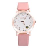 兒童手錶 韓版中小學生手錶女童防水電子石英錶兒童手錶女孩男孩可愛卡通錶 店慶降價