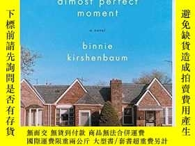二手書博民逛書店An罕見Almost Perfect MomentY255562 Kirshenbaum, Binnie Ha