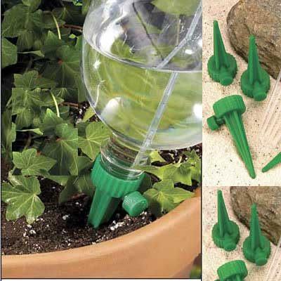 可調式盆栽自動澆水器(6入)