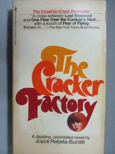 【書寶二手書T8/原文小說_LAY】The Cracker Factory
