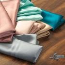 枕頭巾絲綢枕皮透氣舒適絲滑19姆米真絲枕...