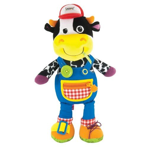 Lamaze拉梅茲嬰幼兒玩具 小農夫Fred _LC27402