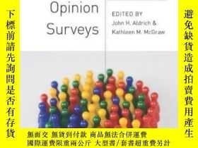 二手書博民逛書店Improving罕見Public Opinion SurveysY255562 Aldrich, John