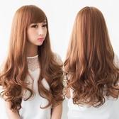 長假髮(整頂)-大波浪長捲髮蓬鬆自然女假髮8款73rr1【巴黎精品】