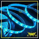 ◤大洋國際電子◢ 5050 300燈白底扁條燈 防水型 5M 共陽 24V 七彩光 裝飾 氣氛燈 牌照燈 1328-RGB-5