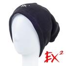 EX2 多功能圍脖『黑』668017 休閒.戶外.保暖.圍脖.圍巾.頭巾.冬帽.帽子.防塵面罩.口罩