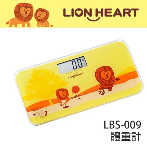 Lion 獅子心 LBS-009 電子體重計