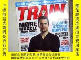 二手書博民逛書店TRAIN罕見MAGAZINE ISSUE 2 (08).Y180897