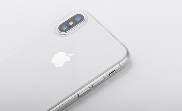 Moshi SuperSkin iPhone XS / X 專用 極致 超薄 裸感 保護殼 公司貨