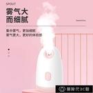 補水儀 蒸臉器熱噴家用美容儀器臉部納米加濕補水儀美容儀潔面保濕噴霧機