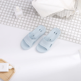 動態氣流淺藍浴室拖(L)-生活工場