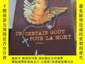 二手書博民逛書店UN罕見CERTAIN GOUT POUR LA MORTY31