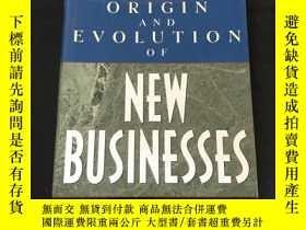 二手書博民逛書店英文原版罕見THE ORIGIN AND EVOLUTION O