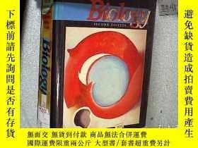 二手書博民逛書店BIOLOGY罕見SECOND EDITION生物學第二版 16