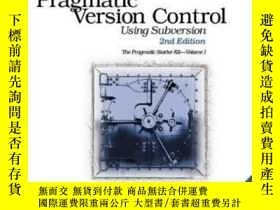 二手書博民逛書店Pragmatic罕見Version Control Using SubversionY364682 Mike