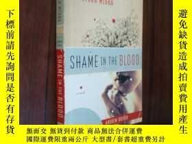 二手書博民逛書店Shame罕見in the BloodY85718 Tetsuo