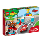 LEGO 樂高 Duplo 得寶系列 10924 閃電麥坤的比賽日 【鯊玩具Toy Shark】