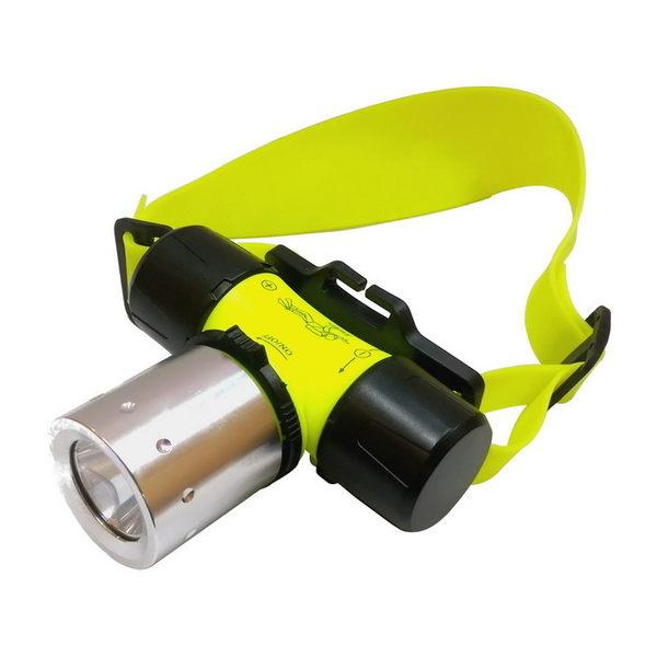 CREE T6 LED巡弋潛水頭燈(T6-PT)