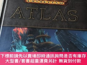 二手書博民逛書店WORLD罕見OF WARCRAFT CATACLYSM ATLAS (精裝大16開本)Y151474 見圖片