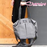 俏咪包  Simple 多夾層設計手提肩背包 [LG-797] 媽媽包
