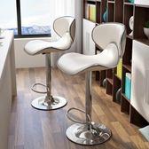 現代簡約吧臺椅子創意酒吧椅升降吧臺凳子家用吧椅BY10377