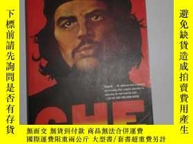 二手書博民逛書店CHE罕見GUEVARA:A REVOLUTIONARY LIF