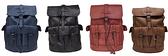 ~雪黛屋~COACH 後背包大容量可A4資料夾國際正版保證進口防水防刮皮革品證購證塵套提袋C232021