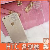 HTC Desire21 20 pro U20 5G U19e U12+ life 19s 19+ 聖誕雪花鑽殼 手機殼 水鑽殼 訂製