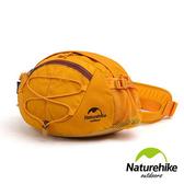 Naturehike 8L輕量耐磨CORDURA亮彩多功能腰包橘色