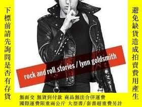 二手書博民逛書店Rock罕見and Roll StoriesY19139 Lyn