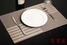 餐桌墊隔熱墊歐式西餐墊碗墊耐熱盤墊【聚寶屋】
