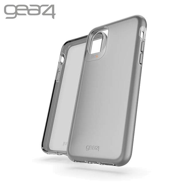 Gear4 Hampton iPhone 11 Pro Max(6.5吋)霧透黑防摔保護殼