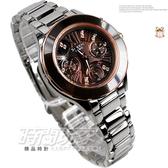 SHE-3505D CASIO卡西歐Sheen限定錶羅馬鑽錶,霓虹照明藍寶石玻璃 鐵帶鑲鑽女錶SHE-3505D-5AUDR