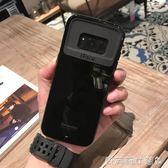 交換禮物三星手機殼日韓ifaceS8手機殼矽膠S8 全包男女防摔奢華二代保護套S9plus 貝芙莉