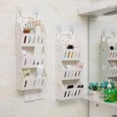 浴室置物架浴室置物架壁掛廁所洗手間墻上墻面洗漱化妝品雜物收納架 衣間迷你屋