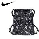 【橘子包包館】Nike 束口袋/束口後背包 BA6009-010 黑色