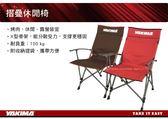 ||MyRack|| YAKIMA 摺疊休閒椅子 紅色 / 棕色 露營椅 摺疊椅 休閒椅 登山 露營 釣魚