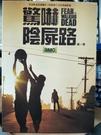 挖寶二手片-TSD-048-正版DVD-影集【驚嚇陰屍路 第1季 全2碟】-AMC 陰屍路衍生原創影集(直購價)