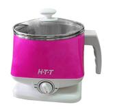 HTT 1.5L美食鍋HGP-798H粉紅色
