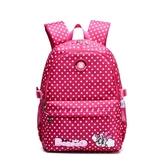書包小學生兒童女孩書包小學1-3-4-6年級輕盈兒童雙肩背包