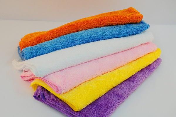 【新帛毛巾】台灣製 微絲開纖紗 枕巾×2