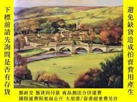 二手書博民逛書店稀少,A罕見Wharfedale Village being a detailed study of the Hi