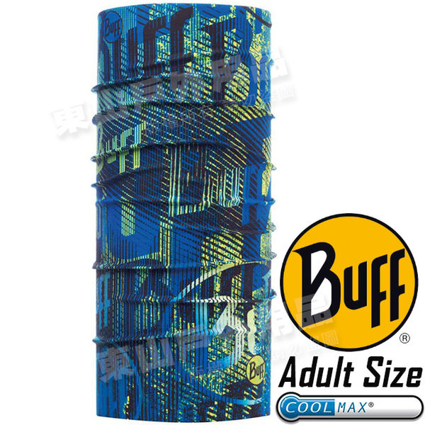 BUFF 117024.555 Adult UV Protection魔術頭巾 Coolmax防臭抗菌圍巾 東山戶外