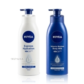 NIVEA 48H 修護潤膚乳液 400ML