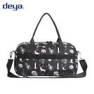 deya 旅行癮台灣-旅行袋 黑色 郭彥甫聯名設計款