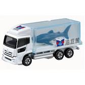 TOMICA小汽車 No.069 水族館卡車(鯊魚)