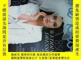 二手書博民逛書店The罕見Knot Weddings Magazine FALL 2014 婚紗攝影時尚英文雜誌Y14610